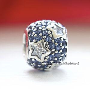 Pandora Sterling Silver Follow The Stars 791382CZ